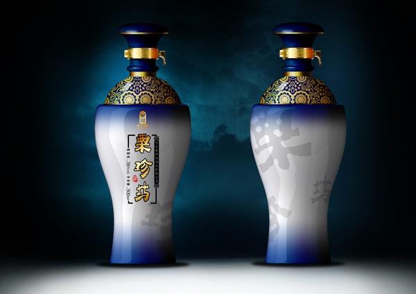 藝術禮堂-陶瓷酒瓶博物館