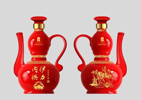 制作陶瓷酒瓶方法步骤